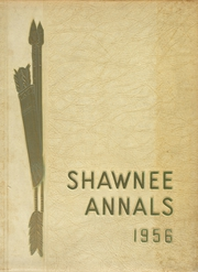 1956 Edition, Shawnee High School - Indian Yearbook (Louisville, KY)