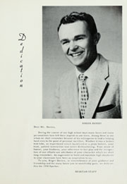 Page 9, 1958 Edition, Spearfish High School - Spartan Yearbook (Spearfish, SD) online yearbook collection