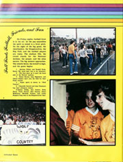 Page 14, 1981 Edition, Lake Hamilton High School - Wolf Howl Yearbook (Pearcy, AR) online yearbook collection