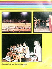 Page 15, 1981 Edition, Lake Hamilton High School - Wolf Howl Yearbook (Pearcy, AR) online yearbook collection