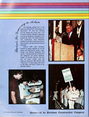 Page 16, 1981 Edition, Lake Hamilton High School - Wolf Howl Yearbook (Pearcy, AR) online yearbook collection
