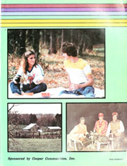 Page 7, 1981 Edition, Lake Hamilton High School - Wolf Howl Yearbook (Pearcy, AR) online yearbook collection