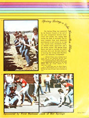 Page 9, 1981 Edition, Lake Hamilton High School - Wolf Howl Yearbook (Pearcy, AR) online yearbook collection