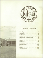 Page 7, 1960 Edition, Los Alamos High School - La Loma Yearbook (Los Alamos, NM) online yearbook collection