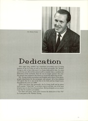 Page 15, 1967 Edition, Los Alamos High School - La Loma Yearbook (Los Alamos, NM) online yearbook collection