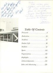 Page 7, 1967 Edition, Los Alamos High School - La Loma Yearbook (Los Alamos, NM) online yearbook collection