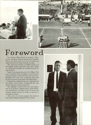 Page 9, 1967 Edition, Los Alamos High School - La Loma Yearbook (Los Alamos, NM) online yearbook collection