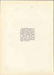 Page 16, 1929 Edition, New Trier Township High School - Echoes Yearbook (Winnetka, IL) online yearbook collection