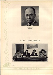 Page 16, 1932 Edition, New Trier Township High School - Echoes Yearbook (Winnetka, IL) online yearbook collection