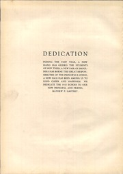 Page 8, 1932 Edition, New Trier Township High School - Echoes Yearbook (Winnetka, IL) online yearbook collection