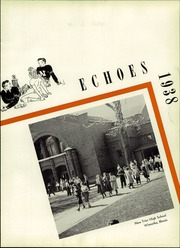Page 5, 1938 Edition, New Trier Township High School - Echoes Yearbook (Winnetka, IL) online yearbook collection