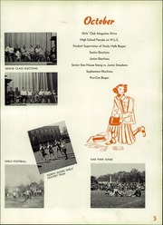Page 9, 1938 Edition, New Trier Township High School - Echoes Yearbook (Winnetka, IL) online yearbook collection