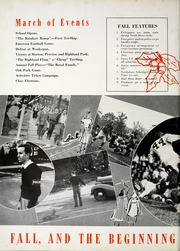 Page 14, 1939 Edition, New Trier Township High School - Echoes Yearbook (Winnetka, IL) online yearbook collection