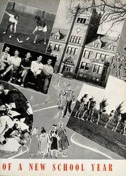 Page 15, 1939 Edition, New Trier Township High School - Echoes Yearbook (Winnetka, IL) online yearbook collection