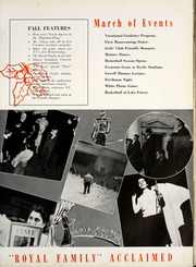 Page 17, 1939 Edition, New Trier Township High School - Echoes Yearbook (Winnetka, IL) online yearbook collection