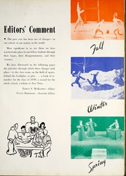 Page 9, 1939 Edition, New Trier Township High School - Echoes Yearbook (Winnetka, IL) online yearbook collection