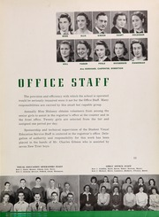 Page 15, 1942 Edition, New Trier Township High School - Echoes Yearbook (Winnetka, IL) online yearbook collection
