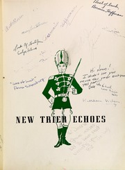 Page 5, 1942 Edition, New Trier Township High School - Echoes Yearbook (Winnetka, IL) online yearbook collection