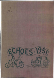 Page 1, 1951 Edition, New Trier Township High School - Echoes Yearbook (Winnetka, IL) online yearbook collection
