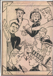 Page 3, 1951 Edition, New Trier Township High School - Echoes Yearbook (Winnetka, IL) online yearbook collection