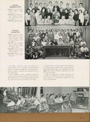 Page 25, 1953 Edition, New Trier Township High School - Echoes Yearbook (Winnetka, IL) online yearbook collection