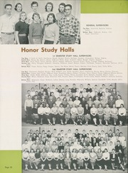 Page 27, 1953 Edition, New Trier Township High School - Echoes Yearbook (Winnetka, IL) online yearbook collection