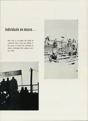 Page 7, 1972 Edition, New Trier Township High School - Echoes Yearbook (Winnetka, IL) online yearbook collection
