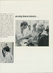 Page 9, 1972 Edition, New Trier Township High School - Echoes Yearbook (Winnetka, IL) online yearbook collection