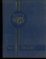 Page 1, 1968 Edition, Rogers High School - Tiger Yearbook (Canton, MS) online yearbook collection