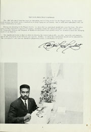 Page 11, 1968 Edition, Rogers High School - Tiger Yearbook (Canton, MS) online yearbook collection