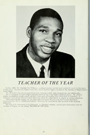 Page 16, 1968 Edition, Rogers High School - Tiger Yearbook (Canton, MS) online yearbook collection