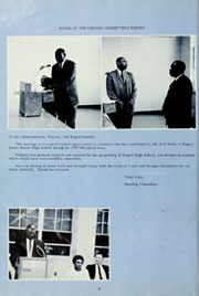 Page 8, 1968 Edition, Rogers High School - Tiger Yearbook (Canton, MS) online yearbook collection