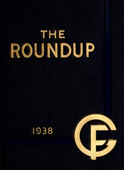 1938 Edition, Great Falls High School - Roundup Yearbook (Great Falls, MT)