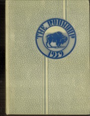 1939 Edition, Great Falls High School - Roundup Yearbook (Great Falls, MT)