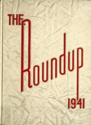 1941 Edition, Great Falls High School - Roundup Yearbook (Great Falls, MT)