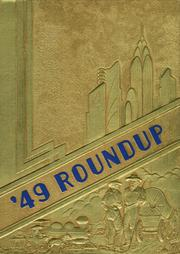 1949 Edition, Great Falls High School - Roundup Yearbook (Great Falls, MT)