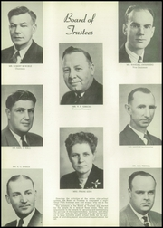 Page 12, 1950 Edition, Great Falls High School - Roundup Yearbook (Great Falls, MT) online yearbook collection