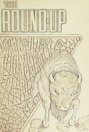 1952 Edition, Great Falls High School - Roundup Yearbook (Great Falls, MT)