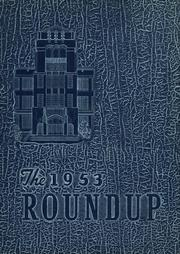 1953 Edition, Great Falls High School - Roundup Yearbook (Great Falls, MT)