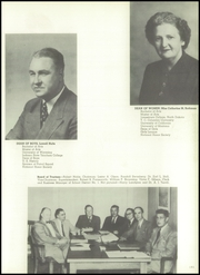 Page 13, 1953 Edition, Great Falls High School - Roundup Yearbook (Great Falls, MT) online yearbook collection
