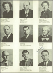 Page 14, 1953 Edition, Great Falls High School - Roundup Yearbook (Great Falls, MT) online yearbook collection