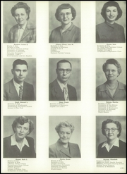 Page 15, 1953 Edition, Great Falls High School - Roundup Yearbook (Great Falls, MT) online yearbook collection