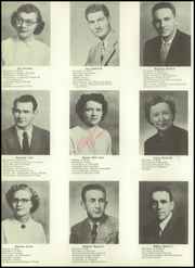 Page 16, 1953 Edition, Great Falls High School - Roundup Yearbook (Great Falls, MT) online yearbook collection