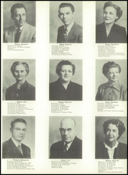 Page 17, 1953 Edition, Great Falls High School - Roundup Yearbook (Great Falls, MT) online yearbook collection
