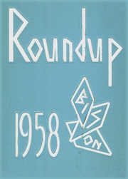 1958 Edition, Great Falls High School - Roundup Yearbook (Great Falls, MT)