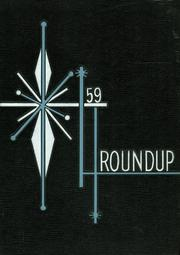 1959 Edition, Great Falls High School - Roundup Yearbook (Great Falls, MT)