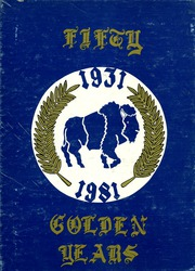 1981 Edition, Great Falls High School - Roundup Yearbook (Great Falls, MT)