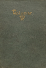 Page 1, 1922 Edition, Tipton High School - Tiptonian Yearbook (Tipton, IN) online yearbook collection