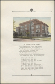 Page 14, 1922 Edition, Tipton High School - Tiptonian Yearbook (Tipton, IN) online yearbook collection