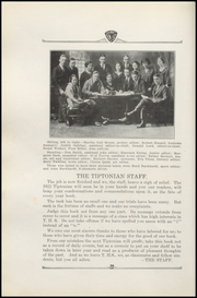 Page 16, 1922 Edition, Tipton High School - Tiptonian Yearbook (Tipton, IN) online yearbook collection